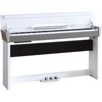 Medeli CDP 6000 Dijital Piyano (Mat Beyaz - Gümüş)