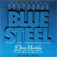 Dean Markley Blue Steel Acoustic - Xl Akustik Gitar Telleri