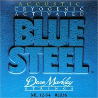 Dean Markley Blue Steel Acoustic - Ml Akustik Gitar Telleri