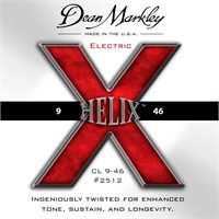 Dean Markley Helix Hd Electric - Cl Elektro Gitar Telleri