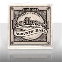Ernie Ball PO2070 Earthwood Phosphor Bronze 045-095 Akustik Bass Gitar Tel Seti