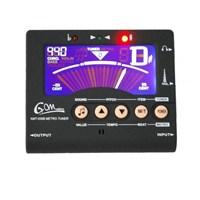 G.Master Amt550 B Chromatic Dijital Tuner - Metronom
