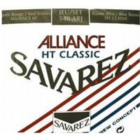 Savarez Alliance/Ht Classic Rouge/Blue Klasik Gitar Teli-Normal/Yüksek Tan.