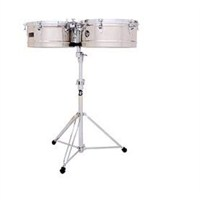 Lp Latin Percussion LP1314S 13-14 Stainless Timbal