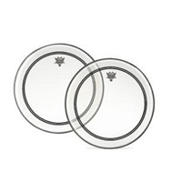 Remo P3-1318-C2- Bas Powerstroke 3 Clear 18 Diameter 2-1/2 Wh