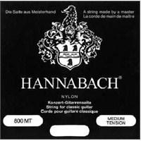 Hannabach 652.377 Klasik Gitar Teli Seti