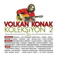 Volkan Konak - Koleksiyon 2 (Pedaliza-Mimoza-Lifor)