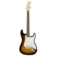 Fender Standard Stratocaster RW Brown Sunburst Elektro Gitar