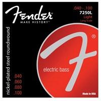 Fender Super 7250 Bass Strings, Nickel Plated Stee