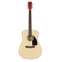 Fender Cd-60 Natural Akustik Gitar