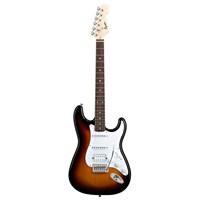 Squier Bullet Stratocaster W/ Tremolo Hss Rw Brown Sunburst Elektro Gitar