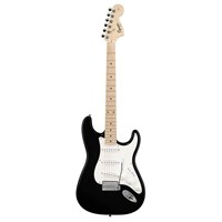 Squier Affinity Stratocaster MN Black