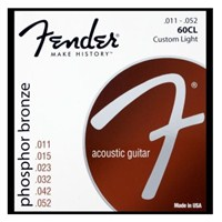 Fender 60Cl Ph0Sphor Bronze 1150 Akustik Gitar Teli
