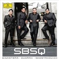Simón Bolívar String Quartet - Ginastera - Dvorak -Shostakovich