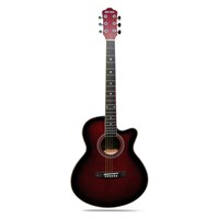 Clariss Cag-300Ce/Rds Elektro Akustik Gitar