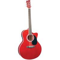 Jay Turser JTA-444-CET-TR Akustik Gitar