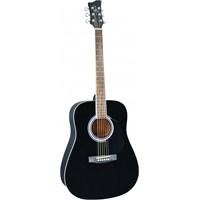 Jay Turser Jj-45 Bk Paket Akustik Gitar