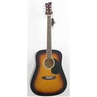 Jay Turser JJ-45-PAK-TSB Akustik Gitar