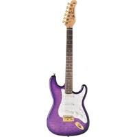 Jay Turser JT-300-QMT-PS Elektro Gitar