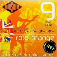 Rotosound RH9 Turuncu Elektro Gitar Teli