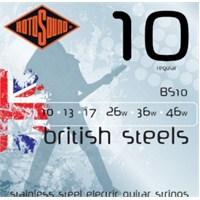 Rotosound BS10 İngiliz Çeliği Elektro Gitar Teli