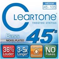 Cleartone Bass Medium (45-105) Nps Bas Gitar Teli