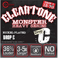 Cleartone Monster Drop C (13-70) Elektro Gitar Teli