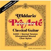Daddario Ej45C Composite Normal Tension Klasik Gitar Takım Tel