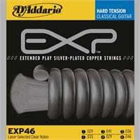 Daddario Exp46 - Hard Tension Klasik Gitar Takım Tel