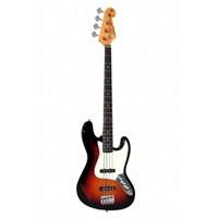 SX SJB62 3TS Bass Gitar
