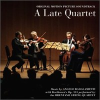 Angelo Badalamenti - A Late Quartet