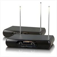Chiayo R1001 & Q1002 - Tek El Telsiz Mikrofon