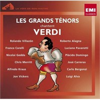 Les Grands Ténors Chantent Verdi