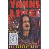Yannı - Lıve! The Concert Event