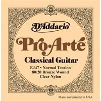 Daddario Ej47 Pro Arte - Klasik Gitar Teli