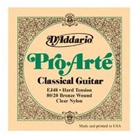 Daddario Ej48 Pro Arte - Klasik Gitar Teli