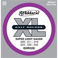 Daddario Ehr320 - Elektro Gitar Teli