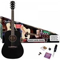 Fender CD-60 Akustik Gitar Paketi