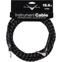 Fender 18.6 Custom Shop Perf. Cable, Angle, Btwd