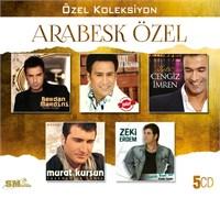 Arabesk Özel Koleksiyon (5 CD)