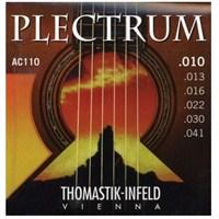 Thomastik AC110 Plectrum Bronze Extra Light Akustik Gitar Teli