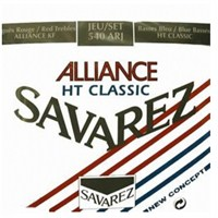Savarez Alliance/HT Classic Rouge/Bleu Klasik Gitar Teli - Normal/Yüksek Tan.