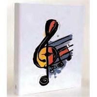Musikboutique 2111ORDU Sol Anahtarlı Telli Klasör
