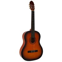 Vivaldi Sgc851-Sb 4/4 Klasik Gitar (Sunburst)
