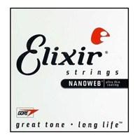 Elixir 017 Tek Gitar Teli