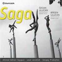 Özcan Ulucan & Birsen Ulucan - Saga