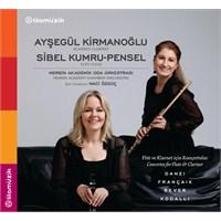 Ayşegül Kirmanoğlu & Sibel Kumru Pensel - Flüt ve Klarnet İçin Konçertolar