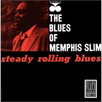 Memphis Slim - Steady Rollin' Blues