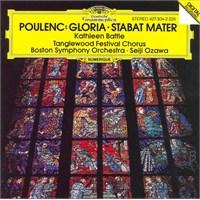 Seiji Ozawa - Poulenc Glorıa Stabat Mater