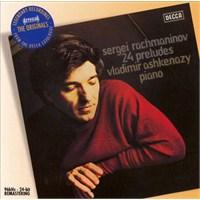 Vladimir Ashkenazy - Rachmaninov: 24 Preludes